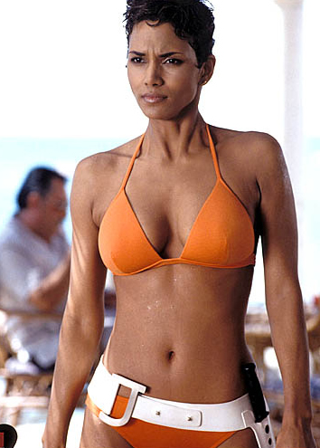 What james bond movie was halle berry in