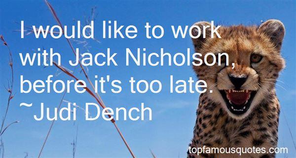 Jack nicholson famous quotes