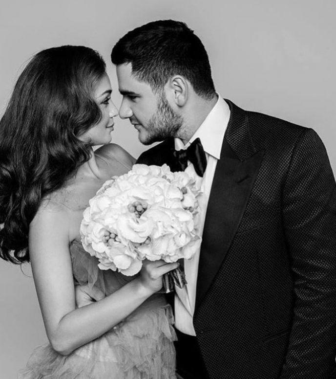 Фото свадьбы армянского миллиардера