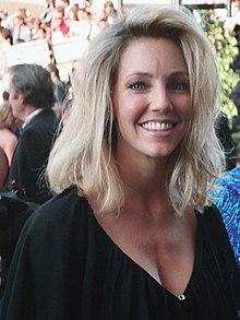 Heather locklear look alike