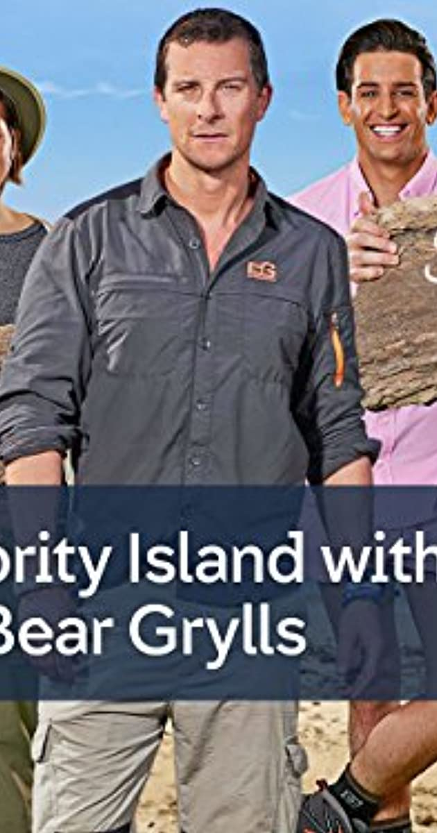 Bear grylls with celebrities