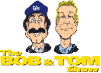 Bob and tom show larry king