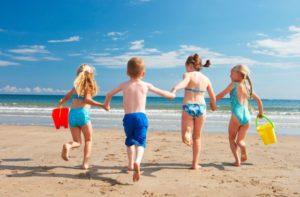 Лучшие пляжи для отдыха с детьми на самуи