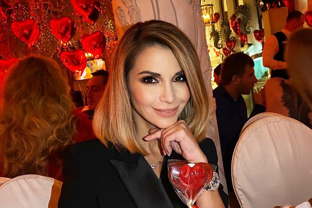 Ольга Орлова решила вызвать ревность у жены Андрея Малахова