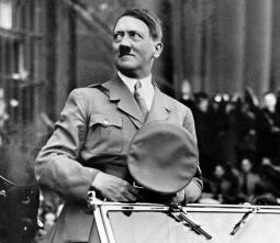 Adolf Hitler Unique Questions