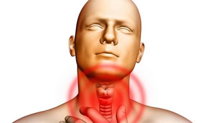 Щитовидная железа признаки