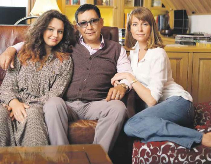 Семья Любови Толкалиной фото