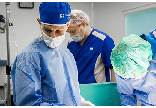 Очистить кишечник перед операцией
