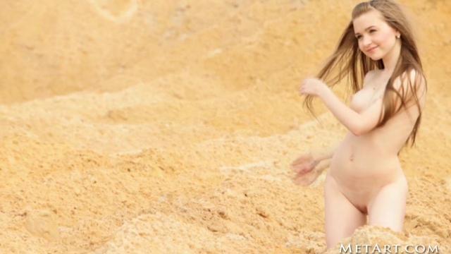 Видео юных эротика моделей