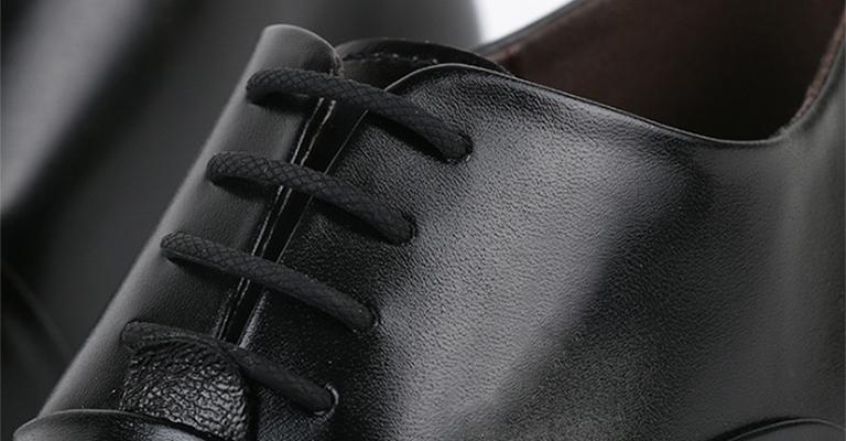 Как завязывать шнурки на туфлях мужских