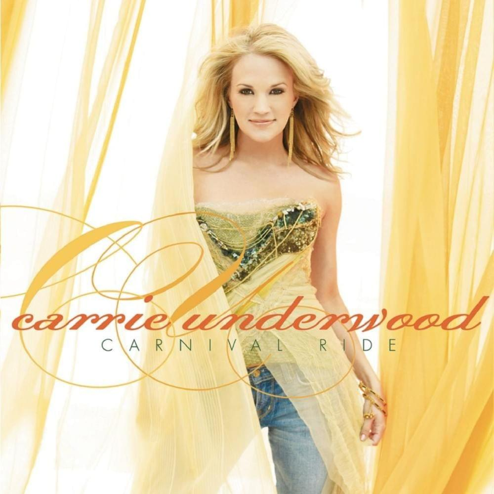 Lyrics carrie underwood just a dream