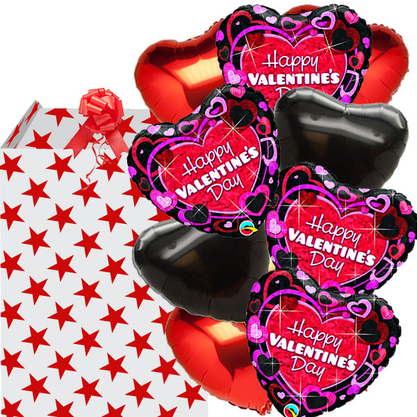 valentines balloons delivery to united kingdom | send valentines, Ideas