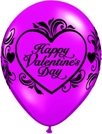 Uninflated Valentine