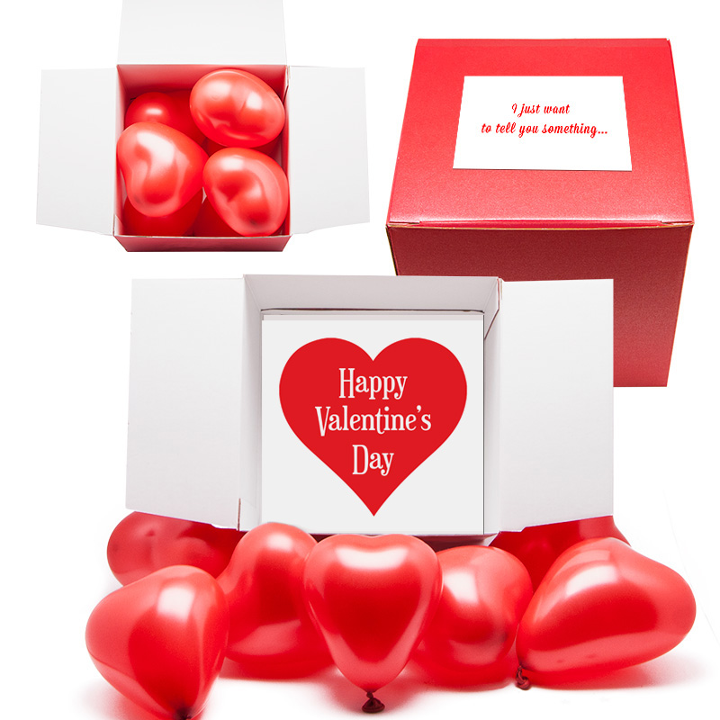 Big Valentines Day Box of Love