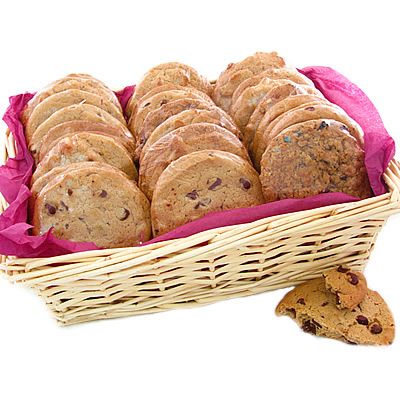 Gourmet Cookie Party Tray - 18 - 36 Cookies