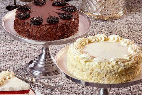 Classic Cake Duet