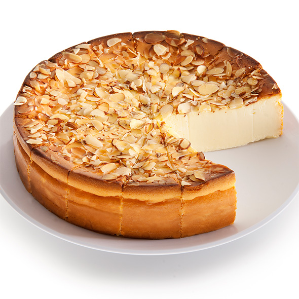 Amaretto Cheesecake - 9 Inch