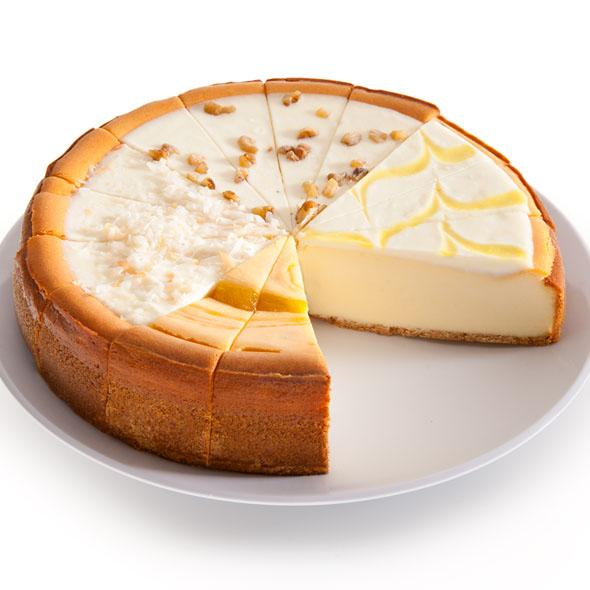 Tropical Cheesecake Sampler - 9 Inch