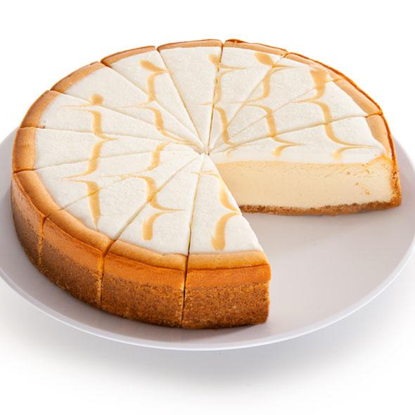 Dulce de Leche Cheesecake - 9 Inch