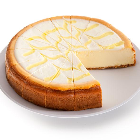 Key Lime Cheesecake - 9 Inch