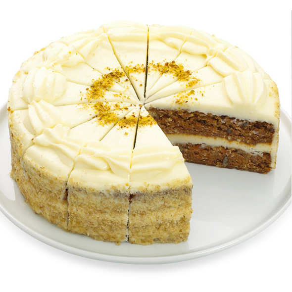 Carrot Cake - 9 Inch