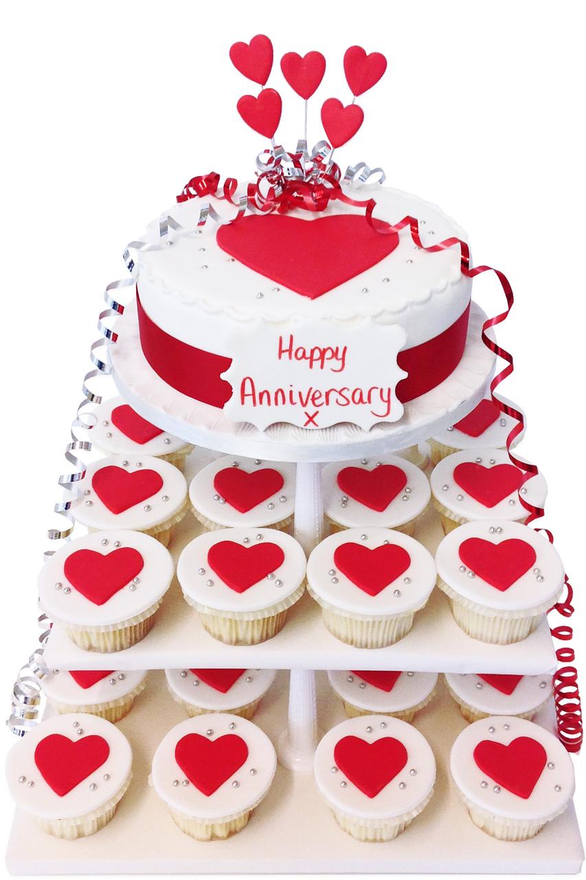LOVE CAKE TOWER