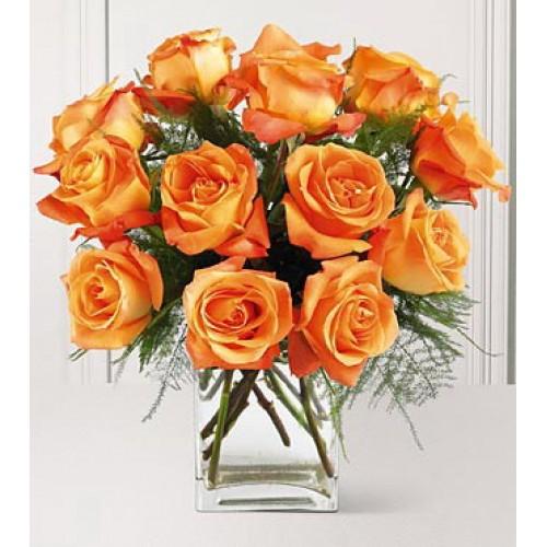 3 dozen Multi Colored Roses in a Bouquet