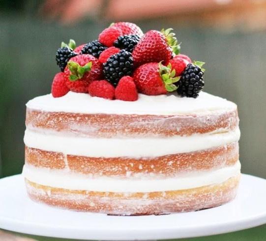 Berrylicious Cake 1.5kg