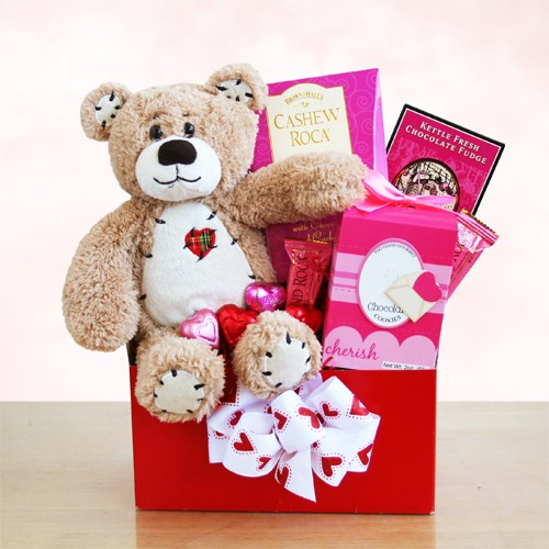 Valentine Bear Hugs