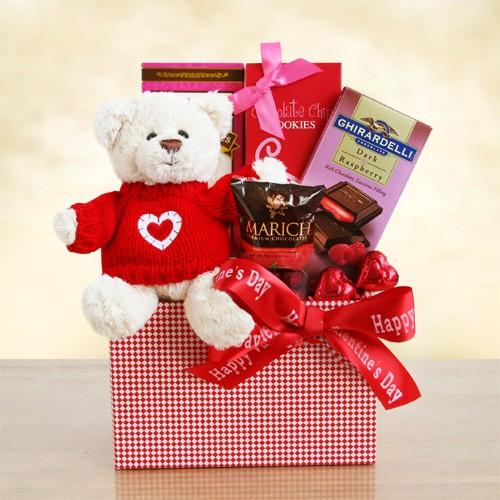 Beary Happy Valentines Day