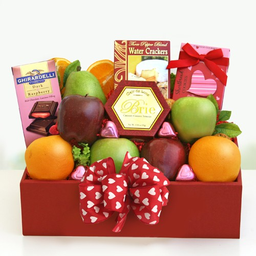 Fruitfully Yours Valentines Box