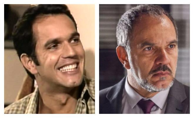 Сериал «Секрет тропиканки»: актер Умберто Мартинс в роли Алаора ди Алмейда Пасуса – тогда и сейчас