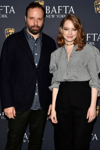 "Emma Stone - ""'The Favourite' BAFTA film"