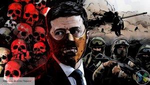 Украина при Зеленском использует агрессивные методы против Донбасса
