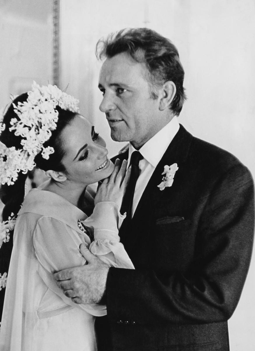 Elizabeth taylor and richard burton marriages