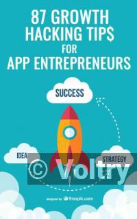 87 Growth Hacking Tips for App Entrepreneurs