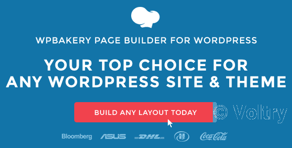 Free WPBakery Page Builder for WordPress Nulled