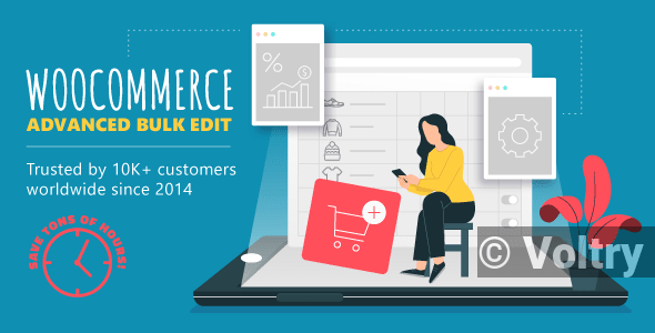 Free WooCommerce Advanced Bulk Edit Nulled