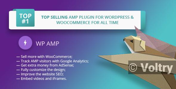 Free WP AMP — Accelerated Mobile Pages for WordPress and WooCommerce Nulled