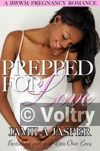 Prepped For Love: BWWM Pregnancy Romance Novel