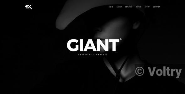 Free Giant || Responsive Coming Soon Page Nulled