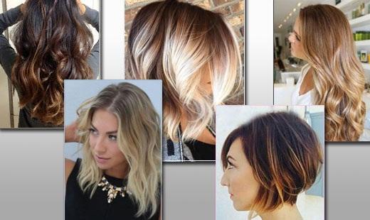 Окрашивание на начесанные волосы техника