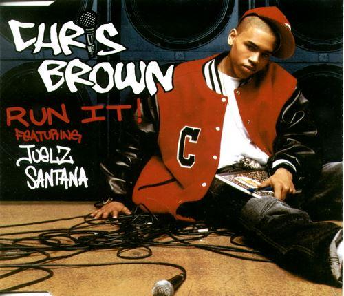 Chris brown run it audio