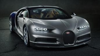 Bugatti Chiron, Pengganti Bugatti Veyron