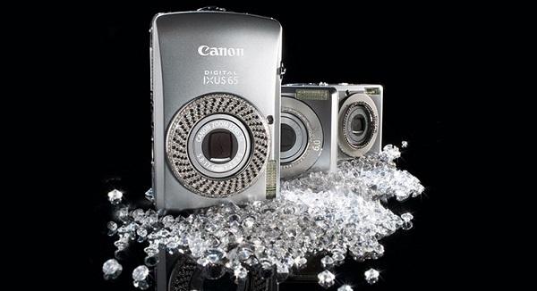 Canon Diamond Ixus