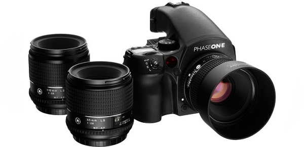 Phase One 645DF with P65+ Sensor