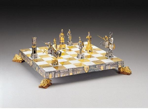 Medieval Venice Chess Set