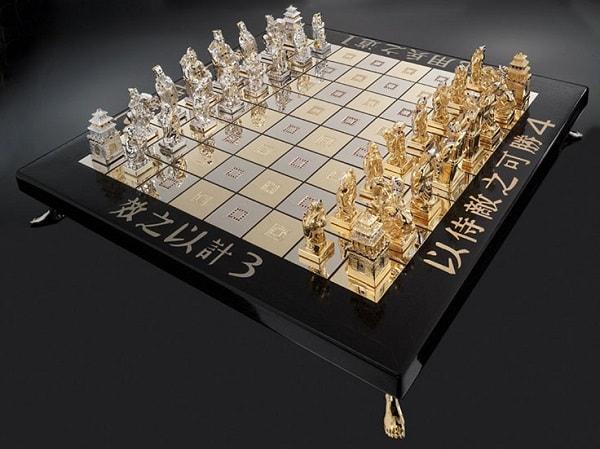 Art of War Chess Set