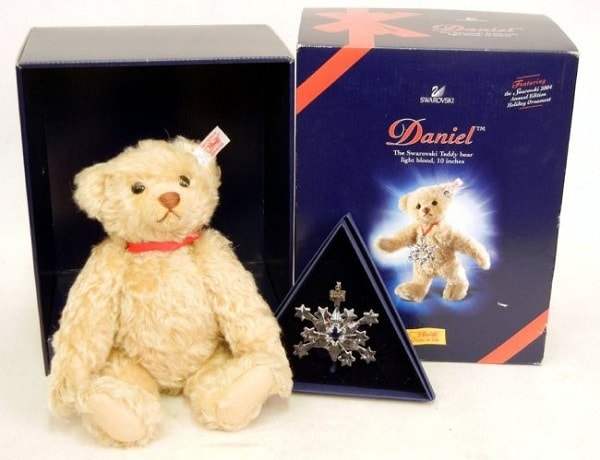 Daniel Swarovski Teddy Bear