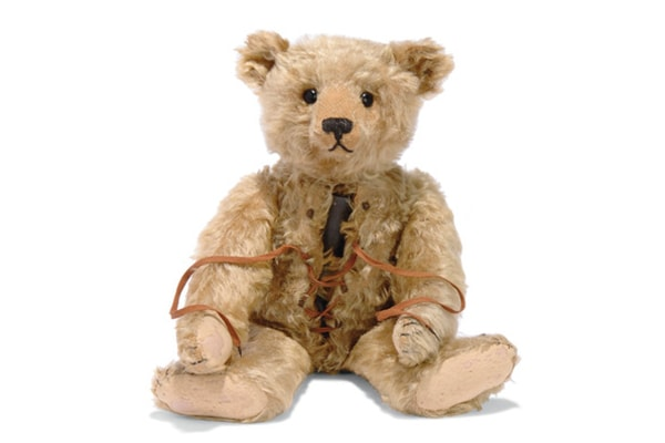 Steiff Hot Water Bottle Teddy Bear